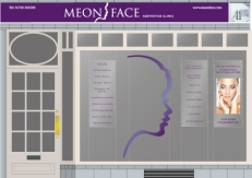 Shop front fascia design