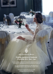 Goodwood wedding Ad