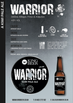 Warrior KingBeer