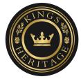 KingBeer heritage logo