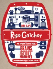 Brain's Rye Catcher